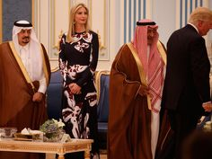 Recently Ivanka Trump has visited Saudi Arab along with Donald Trump and Melania Trump. There, she addressed the audience of Saudi Arab and praised their work which they are doing for the rights of women living in Saudi Arab.
