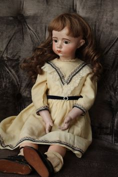 Exceptional Albert Marque Matching Number 91/100 - Castellidoll
