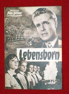 In 1937 werd de villa in de Poschingerstrasse in München door de Nazis gebruikt voor Lebensborn voor het kweken van raszuivere Ariërs