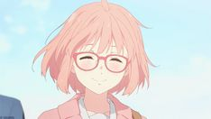 Check out all the awesome anime gifs on WiffleGif. Including all the cute gifs, kawaii gifs, and alone gifs. Sad Anime, Manga Anime, Anime Art, Anime Comics, Manga Girl, Anim Gif, Mirai Kuriyama, Beyond The Boundary, Tamako Love Story