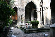 Architect: Josep o mestres Kathedraal van Santa Eulalia