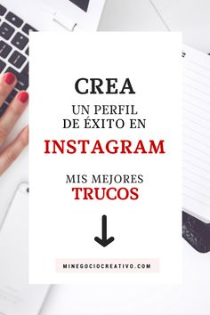 INSTAGRAM: Crea un perfil de éxito en Instagram: mis mejores trucos Marketing Tips | Instagram Tips for Business | #instagram #marketingtips #negocio #emprendimiento #artesania