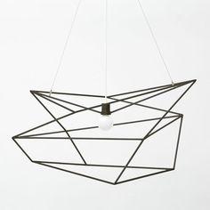 Geometric light fixture