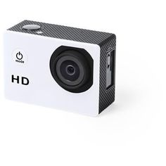 PLASTIC SPORTS CAMERA with 720p Hd Resolution 2 LCD Screen & Rechargeable Battery