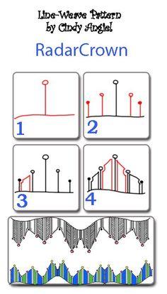Zentangle Patterns   Found on rainbowelephant.com