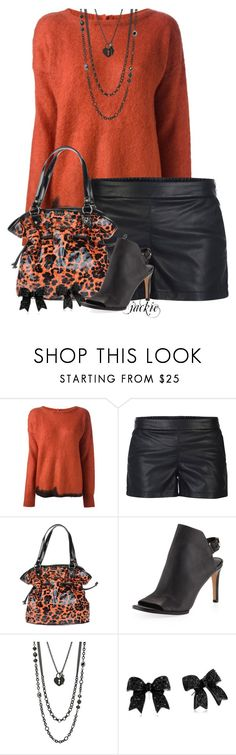 """""""Shorts for Fall"""" by jackie22 ❤ liked on Polyvore featuring Tsumori Chisato, ONLY, Morgan De Toi, Vince, Lane Bryant and Betsey Johnson"""