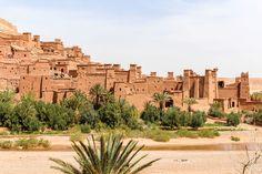 Ait Ben Haddou - eine Wüstenstadt aus Lehm