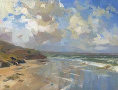 zee bij hoog water - Hans Versfelt