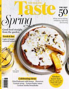 Taste (New Zealand) 9/10 2016  Taste (New Zealand) Sep/Oct 2016 | 132 pages www.foodtolove.co.nz