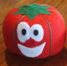 Great way to make a Veggie Tales Bob toy!