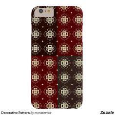 Decorative Pattern HTC Vivid Cover #Decorative #Design #Zazzle #Patterns #Mobile #Phone #Case #Cover #iPhone