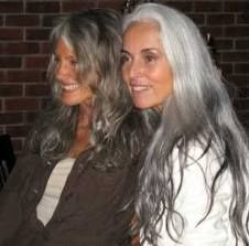 A little about Cindy Joseph & Yasmina Rossi... Over-50 role model models! www.beautyo50.com
