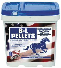 BND 625783 EQUINE AMERICA - B-l Pellets 444980C by BUYNOWDIRECT. $99.05