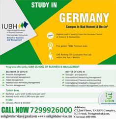 Study in GERMANY | UNIK Global Services #counselors #college #university #uk #instagram #university #diploma #bachelor #masterstudents #highschool #overseas #holiday #italy #studyabroad #studyabroad #students #studyabroad #overseaseducation #freecoaching #ielts #abroadeducation #freeeducation #studyinusa #studyinuk