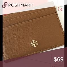 Tory Burch Slim Wallet Light used Tory Burch Other