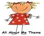 All About Me and My Family Preschool Theme