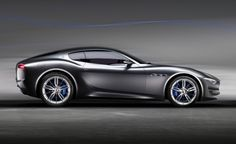 01. 2017 Maserati Alfieri - Provided by Car and Driver