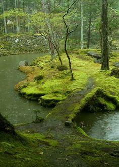 Saihō-ji moss garden