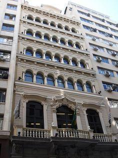 Centro de São Paulo: Antigo Banco Português do Brasil. Fotografia: Moyarte -Mônica Yamagawa.