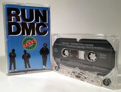Run DMC Tougher Than Leather - cassette