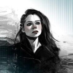 Amazing illustration from orphan black