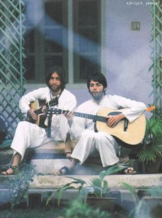 ★SCAN 〜 John and Paul, Rishikesh