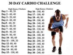 #30Day #CardioChallenge #30daychallenge #cardioworkout #cardiovascular #fitness #workout #exercise #weightloss #bodybuilding #challangeyourself #wellness #healthcare