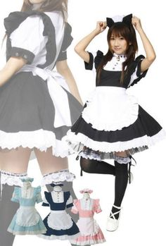 // love working at maid cafe! <3