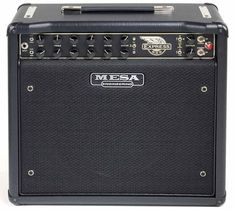 Mesa Boogie Express 5:25 1x12 Black Amplifier