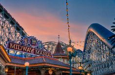 Toy Story Midway Mania. Photo by Michaela Hansen #disney #imagineering