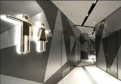 Když si designéři pohrají s obyčejnou značkou toalet | dtpko.cz