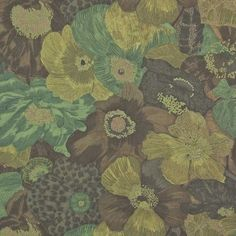 Liberty Tana Lawn Cotton Fabric Rose Green 136cm