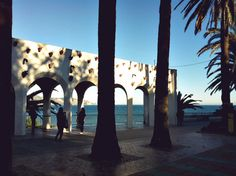 Nerja, Spain. I have pictures from this exact spot. But I like mine more :)