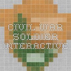 Civil War Soldier--Interactive