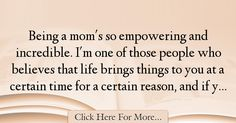Ashlee Simpson Quotes About Mom - 46562