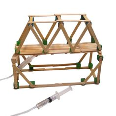 Easy Hydraulic Machines - Engineering Projects for Kids : 3 Steps (with Pictures) - Instructables Science Projects For Kids, Engineering Projects, Stem Projects, Science For Kids, School Projects, Science Ideas, Civil Engineering, Science Toys, Science Experiments
