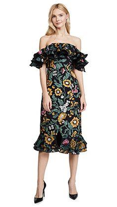 C/Meo Collective Immerse Midi Dress