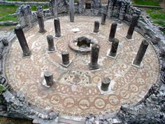 'The ancient city of Butrint, one of UNESCO's World Heritage Sites, is far and away the most visited archaeological site in Albania.' Albania: the Bradt Guide; bradtguides.com/albania