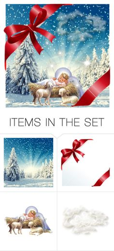 """""""The greatest gift"""" by joyfulmum ❤ liked on Polyvore featuring art"""