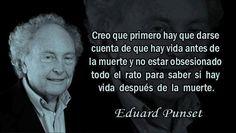 Cita de Eduard Punset