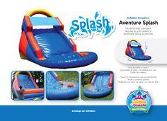 Inflable Acuático Splash Niños y Adultos Costa Rica  http://www.juegosypiruetas.com/#!inflables-acuticos/cahp
