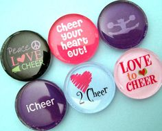 cute idea for the cheer girls  #cheer #cheerleading