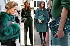 Forest Green For AW15   sheerluxe.com