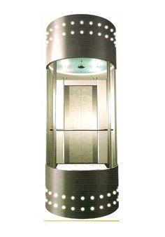 thang máy lồng kính DA 529