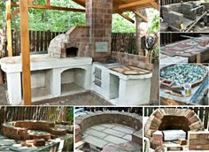 Outdoor Pizza oven | Outdoor Plans | Pinterest | Oven, Pizzas and ...