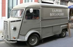 french delivery van - Google Search