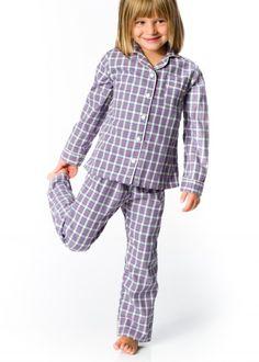 Girls lightly brushed  Over the Moon  pyjamas Childrens Pyjamas 80e60c8b7
