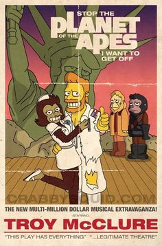 Archives Of The Apes: Stop The Planet Of The Apes, I Want To Get Off!