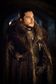 Las nuevas fotos de la séptima temporada de 'Juego de Tronos' sustentan la teoría sobre Jon Nieve