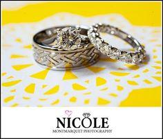 Copyright Nicole Montmarquet Photography- Massachusetts Wedding Photographer #yellowwedding #rings